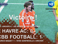 National 2 - J29: Une victoire inutile